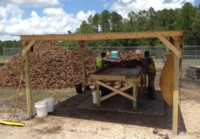 ORC & Range Residue Removal at Rodman Range in Florida - Sustainment & Restoration Services