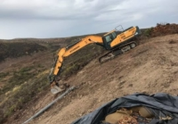 Excavation of Contaminated Soils in Vandenberg Air Force Base - SRS Project